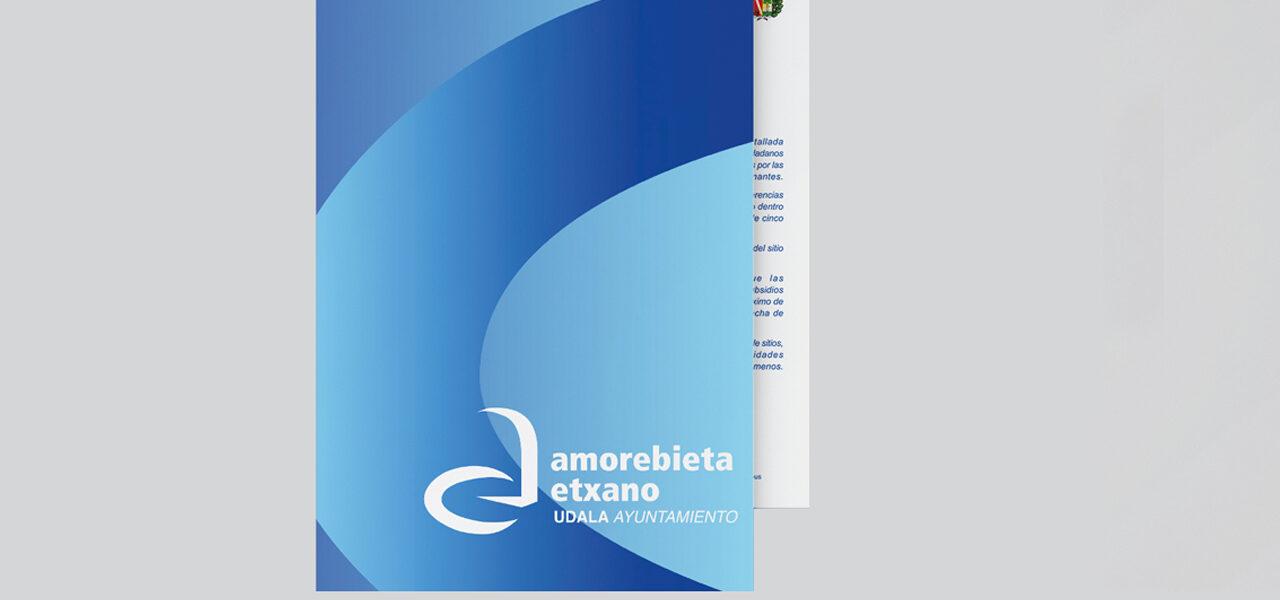 diseño-marca-ciudad-amorebieta-papeleria-la central badiola