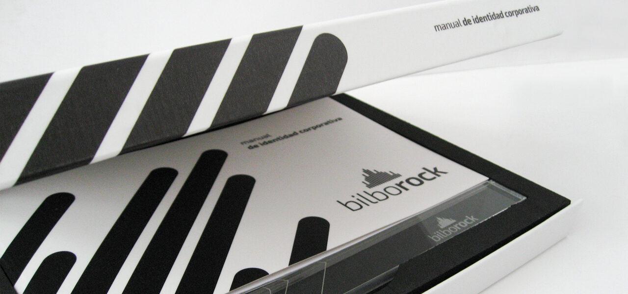 bilborrock-manual identidad corporativa-diseño-la central badiola