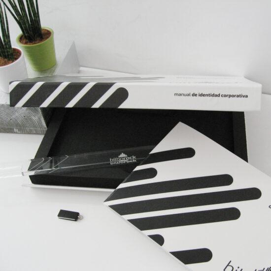bilborrock-manual-identidad-corporativa-diseño-la central badiola