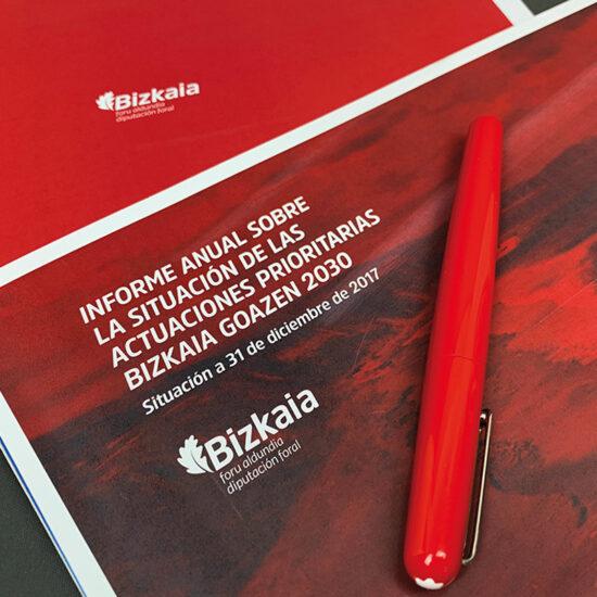 diputacion de bizkaia-bizkaia foru aldundia-memoria-diseño-maquetacion-la central badiola