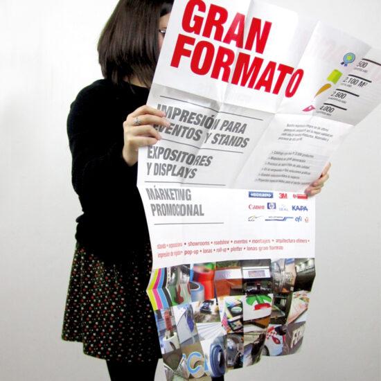 Goya-Conoce-todo-nuestro-potencial-papeleria-bilbao-folleto-diseño-la central badiola