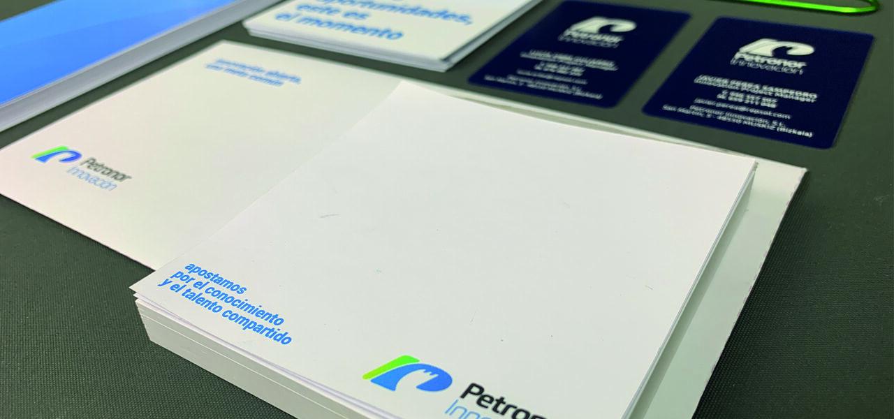 diseño-creatividad-papeleria-petronor innovacion-la central badiola