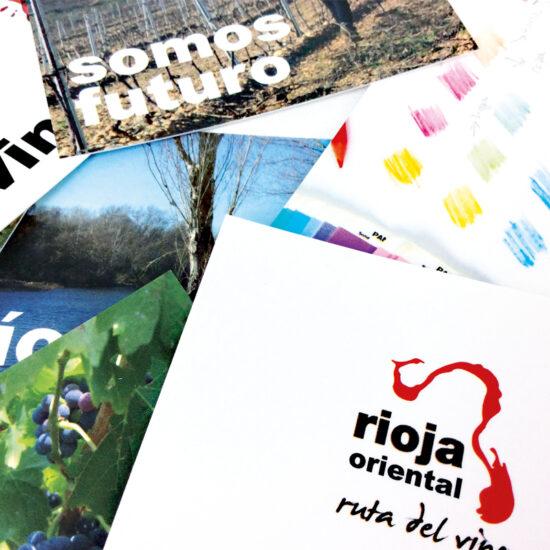 promocion-turistica-fitur-ruta del vino-rioja oriental-la central badiola