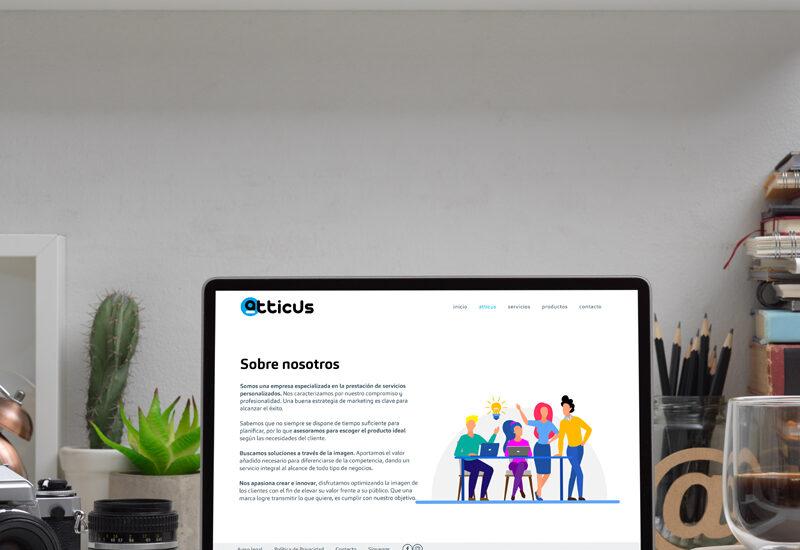 atticus-marketing-directo-redes sociales-ordenador-la central badiola